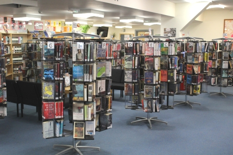 Fiction Section