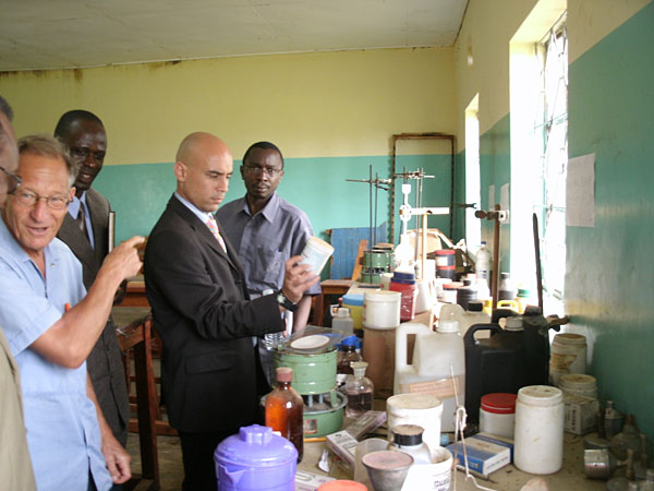 Science Outreach to Tanzania