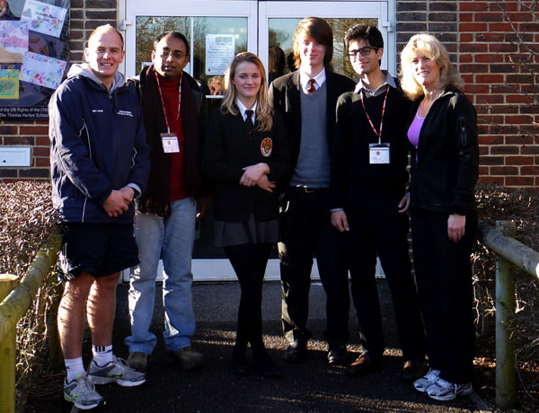 Olympic Dreams Success for the Thomas Hardye School
