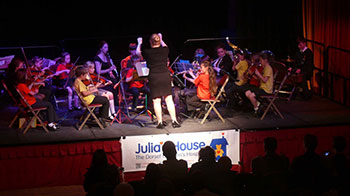 Charity Young Musicians Concert in aid of Julia's House